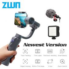 ZWN <b>S5B</b> Upgraded Version <b>3</b>-<b>Axis</b> Handheld Gimbal Stabilizer for ...