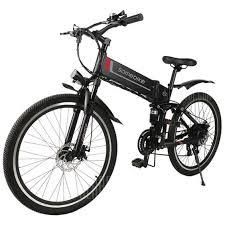 <b>Samebike LO26 Moped</b> Electric Bike Smart Folding Bike E-bike Sale ...
