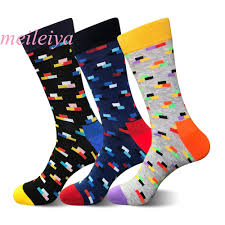 MEI LEI YA <b>1 Pair</b> Hot Harajuku <b>Men</b> Socks Cotton Autumn <b>Winter</b> ...