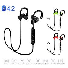 Earphone <b>B27 Bluetooth</b> 4.2 Headphones BT <b>Wireless</b> Headset with ...