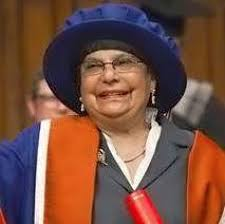 Ramesh Verma picking up an honorary MBA from the University of East London last year - 1021292643
