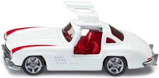 Купить модель <b>машины Siku Mercedes-Benz</b> 300 SL 1470, цены в ...