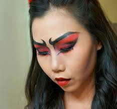 makeup tutorial flaming hot she devil