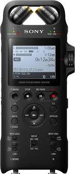 <b>Диктофон Sony PCM-D10</b>, черный — купить в интернет-магазине ...