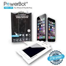 PowerBot® PB901-i6P Ultra Slim 0.2mm <b>Premium Tempered</b> ...
