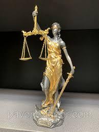 <b>Статуэтка Veronese Фемида</b>. Богиня Правосудия WS-650, цена ...