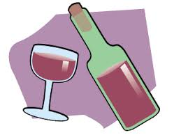 Image result for clipart toast wine