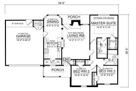 The Acreage   Bedrooms and   Baths   The House DesignersFloor Plan