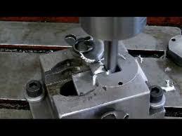 Drilling <b>Square</b> Holes - YouTube