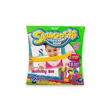 <b>Skwooshi</b> игровой - <b>масса для лепки</b> и аксессуары набор для ...