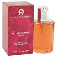 <b>Etienne Aigner Private</b> Number Eau de Toilette 100ml EDT Spray ...