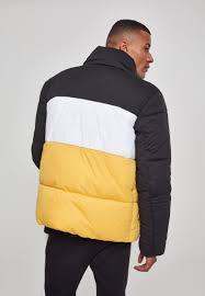 <b>Urban Classics 3</b>-<b>Tone</b> Boxy Puffer Quilted Winter Jacket Down ...