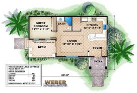 Diamond Lake Cottage Home Plan  Cottage House Plan   Weber Design    Diamond Lake Cottage Home Plan