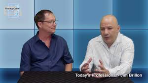 today s professional jim brillon discusses working the lgbt community