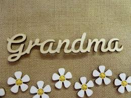 short essay on grandma