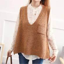 Buy sleeveless sweater <b>woman</b> and get free shipping on AliExpress ...