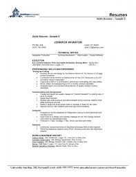 resume examples templates list of resume skills examples and resume examples templates resume skills examples best template collection skills resume sample technical writer education