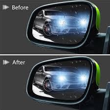 <b>Car</b> Sticker Anti Fog Film Rainproof <b>Rear View</b> Mirror Protective <b>car</b> ...