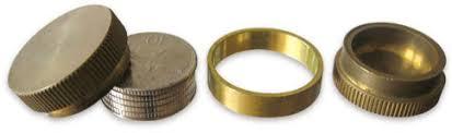 Resultado de imagem para nickel to dimes magic trick