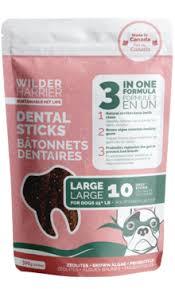 <b>Dental Sticks</b> – Wilder Harrier