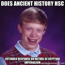 does ancient history hsc Extended response on nature of egyptian ... via Relatably.com