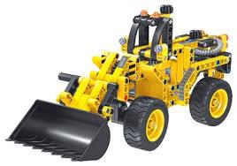 <b>Конструктор EvoPlay</b> Construction CC-112 <b>Wheel loader</b> — купить ...