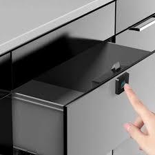 <b>Drawer Intelligent Electronic Lock</b> File Cabinet Lock Storage ...