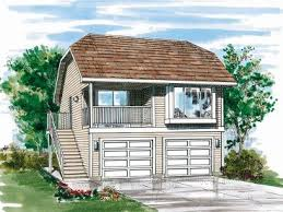 Carriage House Plans   The House Plan ShopCarriage House Plan  G