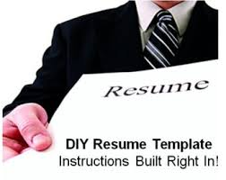 Professional Resume Writing  amp  Career Coaching by OnPointJobs Etsy DIY Resume Template with Instructions on How to Write a Winning Resume   Created by a Professional Recruiter   Printable MS Word Document