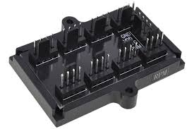 <b>Адаптер</b> (распределитель) питания <b>вентилятора</b> Phobya с 4-Pin ...