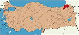 Image result for artvin haritası