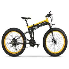 <b>LANKELEISI XT750PLUS 48V</b> 10AH 500W Powerful Electric Bike 26