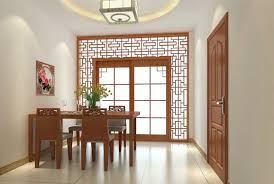 asian dining of interior chinese feng shui dining