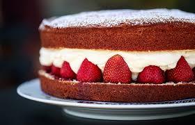 <b>Long live</b> the Victoria Sponge Cake — or, at least through <b>summer's</b> ...