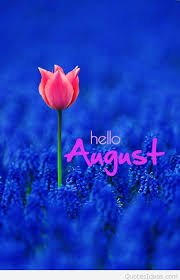 Image result for august flower images