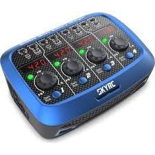 <b>Зарядное устройство SkyRC Li</b> Po.Li Fe.Li Ion Quattro Micro ...