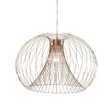 jonas copper wire pendant ceiling light departments diy at bq ceiling lighting kitchen contemporary pinterest lamps transparent