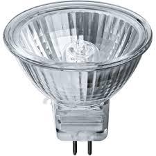 <b>Лампа галогенная</b> КГМ 50вт 220в GU5.3 51мм (94206 NH-JCDR ...