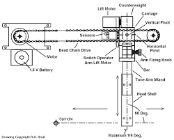 tonearm wiring diagram solidfonts patent us2526188 universal tone arm for multispeed record