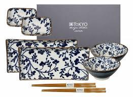 <b>Тарелка Tokyo design Fleur</b> de ligne 14213, 23 см