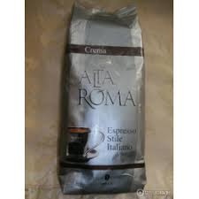 Отзывы о <b>Кофе</b> в зернах Almafood <b>Alta Roma</b> Espresso Stile Italiano