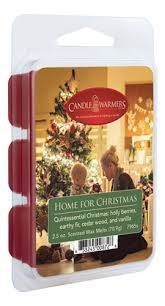 <b>Наполнитель для воскоплавов</b> Home For Christmas Wax Melts 70,9г