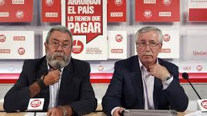 Resultado de imagen de sindicato UGT