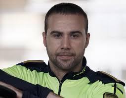 El jefe de la Policía Municipal de Alcorcón, Sergio Ruiz Platero. / LUIS SEVILLANO. Recomendar en Facebook 0. Twittear 0. Enviar a LinkedIn 0 - 1339594857_599641_1339595523_noticia_normal