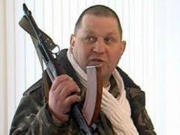 """Боевики продолжают строить свой """"флот"""": у местных жителей отобрали катера, оснастив их минометными установками и пулеметами, - ИС - Цензор.НЕТ 1021"""