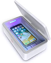 FutureCharger Phone Cleaning Box, <b>Portable Large Capacity</b> ...