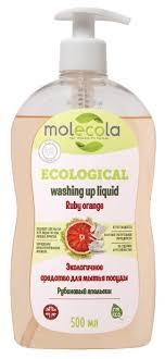 <b>Molecola Средство для</b> мытья посуды Рубиновый апельсин ...