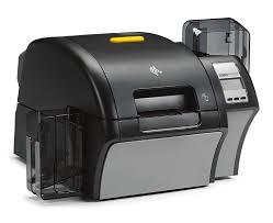 Карточный принтер ретрансферной печати ZXP Series 9 ...