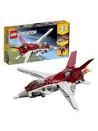 <b>Конструктор LEGO</b> Creator 31086 <b>Истребитель будущего</b> LEGO ...