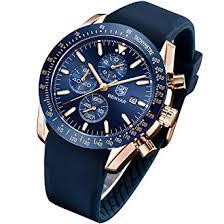 BENYAR Fashion Men's Quartz Chronograph ... - Amazon.com